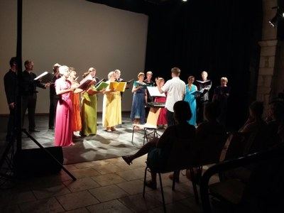 concert tchoraleke Lagorce 2015