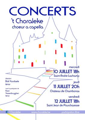 2019 07 't choraleke Ardèche